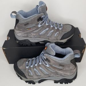 Merrell Moab 2 Mid Waterproof Hiking